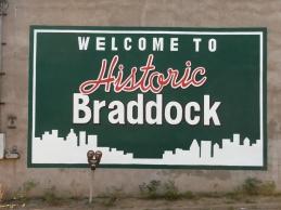 Braddock mural