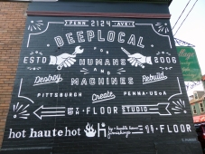 Graphic design by Deep Local
