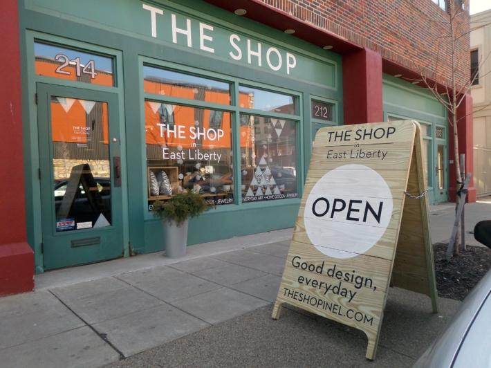 Shop Sign