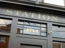 STATION final wordmark